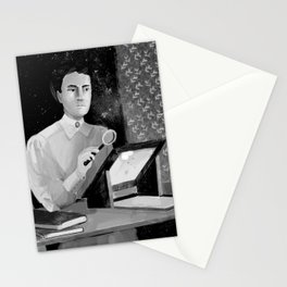 Women in Science, Henriette Leavitt Stationery Cards