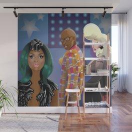 RuPaul Season 10 - Welcome new Challengers! Wall Mural