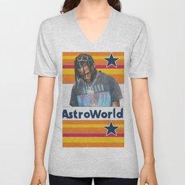 Travis Scot Astroworld Unisex V-Neck