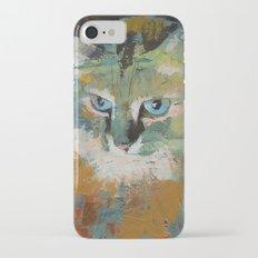 Himalayan Cat Slim Case iPhone 7