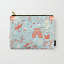 Asian Garden - Everything Has its Beauty Carry-All Pouch