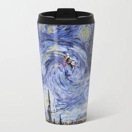 A Starry Wars Night Travel Mug
