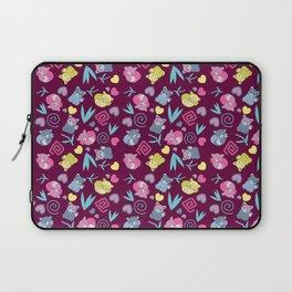 Cute Red Pandas Pattern Laptop Sleeve