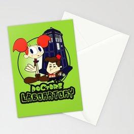 Doctors Laboratory Stationery Cards
