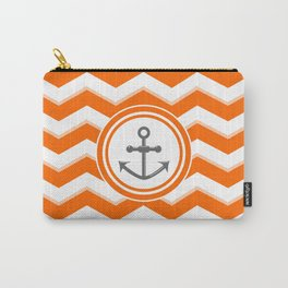 Chevron Anchor Carry-All Pouch