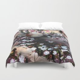 The Pluto Anomaly Duvet Cover