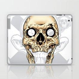 Skull 002 Laptop & iPad Skin