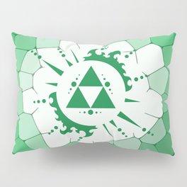 Legend Of Zelda Triforce Pillow Sham