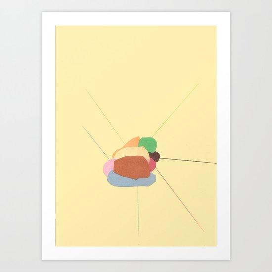 Matche Art Print