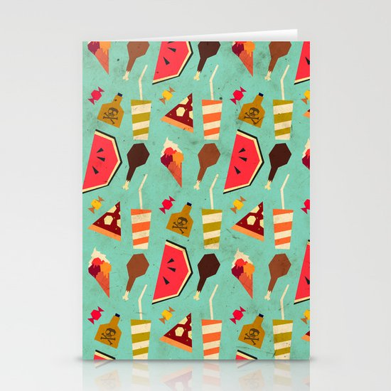 Yummy! Stationery Cards