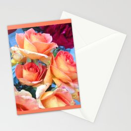 Cezanne's Roses Stationery Cards