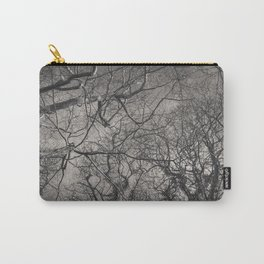 Labyrinth of Branches Carry-All Pouch