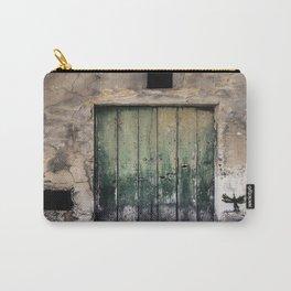 Green Door III Carry-All Pouch