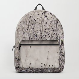 Frosty Field Backpack
