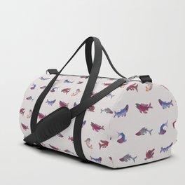 Salmon Duffle Bag