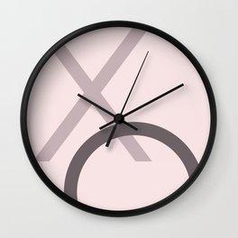 OX Wall Clock