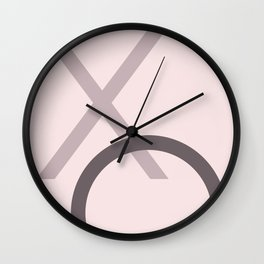 OX Wall Clock