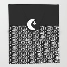 Nola Crescent Throw Blanket