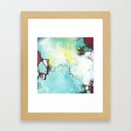 Curiosity Revealed Framed Art Print