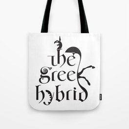 The Greek Hybrid Tote Bag