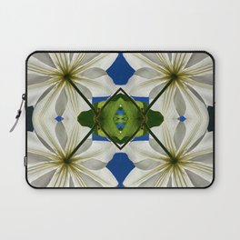 Clematis Solaris Laptop Sleeve