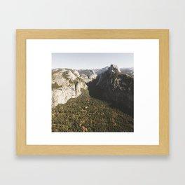 Yosemite Valley | California | John Hill Photography Framed Art Print