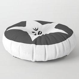 Om Star Floor Pillow