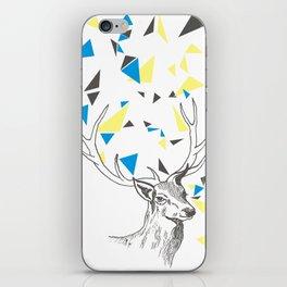 Rainbow Collection / deer iPhone Skin