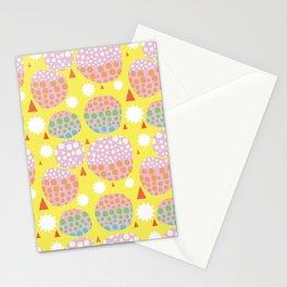 Weird Summer Stationery Cards
