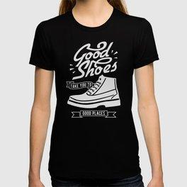 good shoes T-shirt