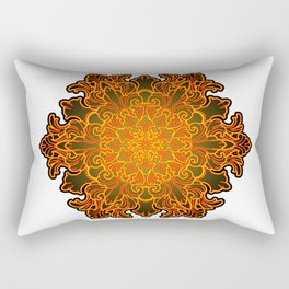 Filigree v1 Rectangular Pillow