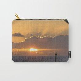 Maui Hawaii - Hana Beach Sunset Carry-All Pouch