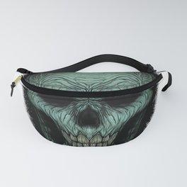 Skull Dark Fanny Pack