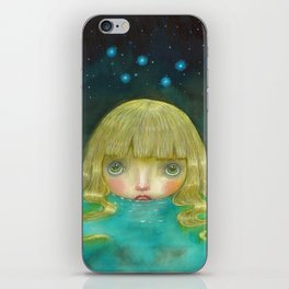Cassiopeia iPhone Skin