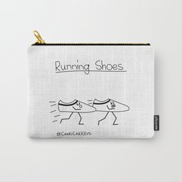 Running Shoes Carry-All Pouch