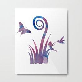 Little fairy Metal Print