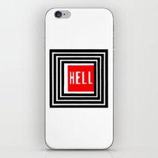 Welcome iPhone & iPod Skin