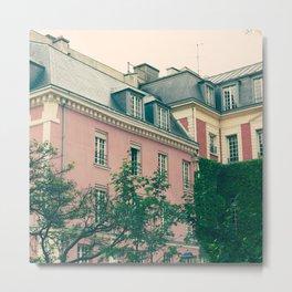 Paris, Marais Metal Print