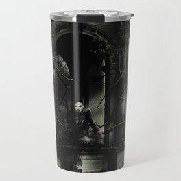 Hallween Queen 3 Travel Mug