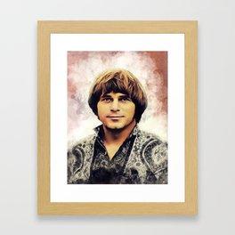 Joe South, Music Legend Framed Art Print