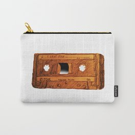 I love you Mixtape Carry-All Pouch