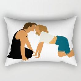 Dirty Dancing movie 80s Rectangular Pillow
