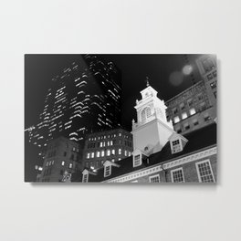 Old State House, Boston Metal Print