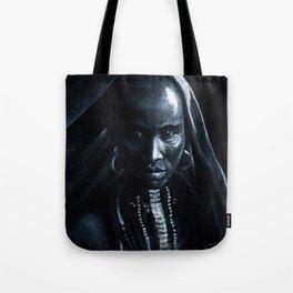 Beautiful african Tote Bag