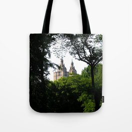 The Upper West Side Tote Bag