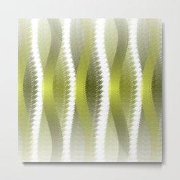 Greeny Metal Print