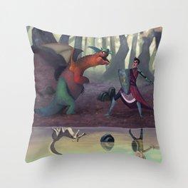 Children's Play Throw Pillow