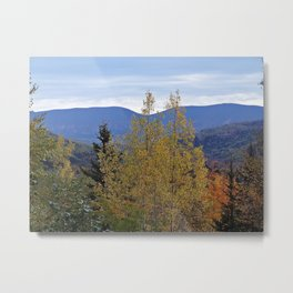 Mont Albert Quebec Metal Print