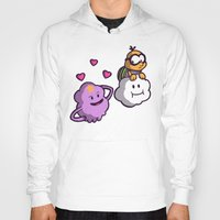 lumpy space princess Hoodies featuring Lumpy Space Princess: You know you want these lumps! by Macaluso