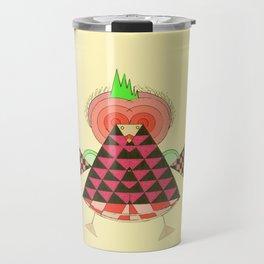 El Gallo Punk Travel Mug
